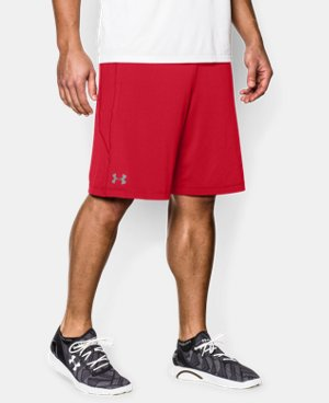 "Men's UA Raid 8"" Shorts   $29.99"