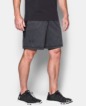 "New Arrival  Men's UA Raid Printed 8"" Shorts   $39.99"
