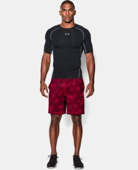 "Men's UA Raid Printed 8"" Shorts  1 Color $20.99"