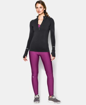 Women's UA Run Seamless ½ Zip