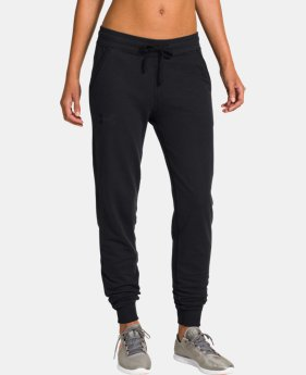 Women's UA Pretty Gritty Gym Pant LIMITED TIME: FREE U.S. SHIPPING 2 Colors $40.99 to $41.99