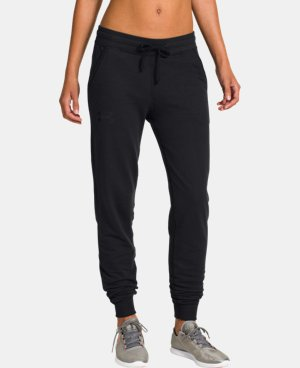 Women's UA Pretty Gritty Gym Pant LIMITED TIME: FREE U.S. SHIPPING 1 Color $40.99 to $41.99