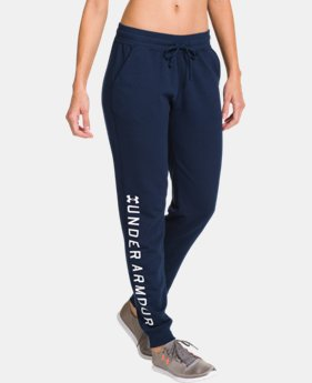 Women's UA Pretty Gritty Pant LIMITED TIME: FREE U.S. SHIPPING 1 Color $41.99