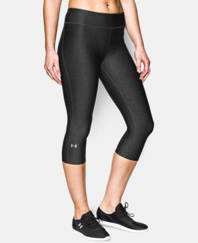 Women's UA HeatGear® Armour Capri