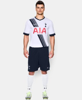 Men's Tottenham Hotspur 15/16 Home Replica Short Sleeve Shirt   $41.24