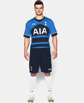 Men's Tottenham Hotspur 15/16 Away Replica Short Sleeve Shirt   $54.99
