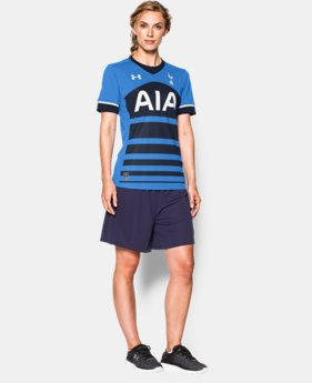 Women's Tottenham Hotspur 15/16 Away Replica Short Sleeve Shirt