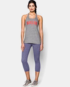 Women's UA Charged Cotton® Tri-Blend March Madness Tank