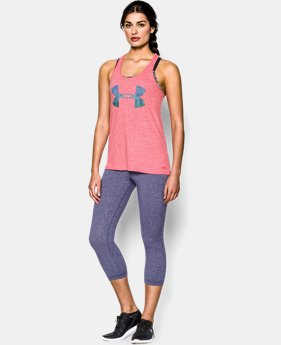 Women's UA Charged Cotton® Tri-Blend Spring Break Tank