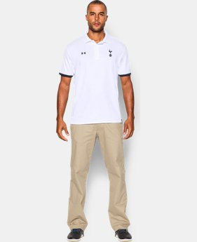 Men's Tottenham Hotspur 15/16 UA Performance Polo LIMITED TIME: FREE SHIPPING 1 Color $42.74