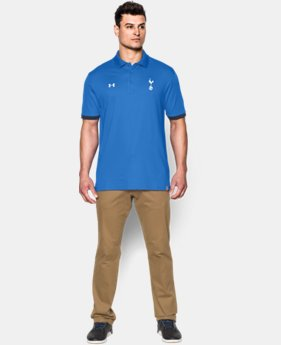 Men's Tottenham Hotspur 15/16 UA Performance Polo LIMITED TIME: FREE U.S. SHIPPING 1 Color $65