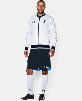 Men's Tottenham Hotspur 15/16 Track Jacket  1 Color $52.99