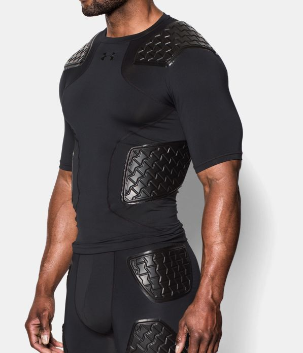 Men s gameday armour max football top under armour us for Under armor football shirts