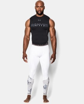 Men's UA Army Of 11 Compression Leggings  1 Color $33.99