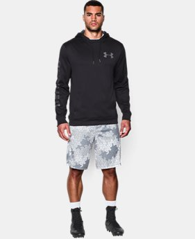 Men's UA Army Of 11 Hoodie  1 Color $56.99