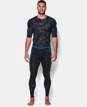Men's UA Undeniable ½ Sleeve Compression Shirt
