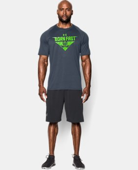 Men's UA Born Fast T-Shirt