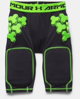 Boys' UA Gameday Armour® 5-Pad Football Girdle