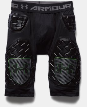 Boys' UA Gameday Armour® D30 5-Pad Football Girdle