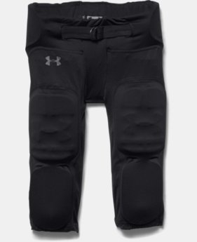 Boys' UA Integrated Vented Football Pants