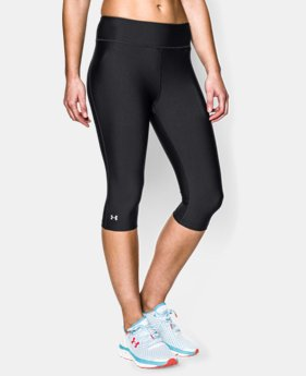 "Women's UA HeatGear® Armour 15"" Capri"
