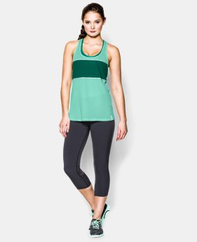 Women's UA Fly Fast Tank LIMITED TIME: FREE U.S. SHIPPING 1 Color $20.99 to $26.99