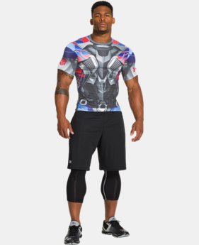 Men's Under Armour® Alter Ego Transformers Optimus Prime Compression Shirt