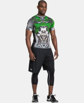 Men's Under Armour® Alter Ego Transformers Crosshairs Compression Shirt