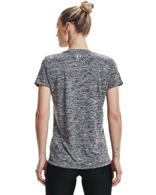 Under Armour Mit Vausschnitt Twist Tech T-Shirt Femme
