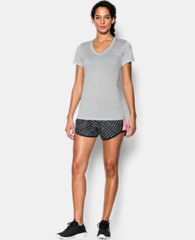 Women's UA Tech™ Twist V-Neck LIMITED TIME: FREE SHIPPING 2 Colors $22.99 to $29.99