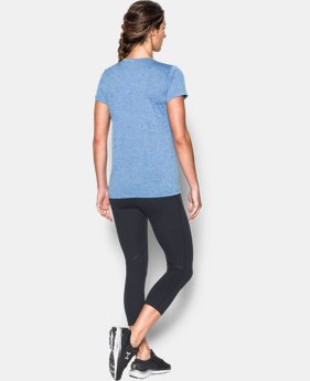 Best Seller Women's UA Tech™ Twist V-Neck  1 Color $18.99