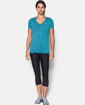 Women's UA Twist Tech™ V-Neck LIMITED TIME: FREE SHIPPING 6 Colors $22.49