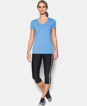 Best Seller Women's UA Tech™ Twist V-Neck LIMITED TIME: FREE SHIPPING 1 Color $24.99