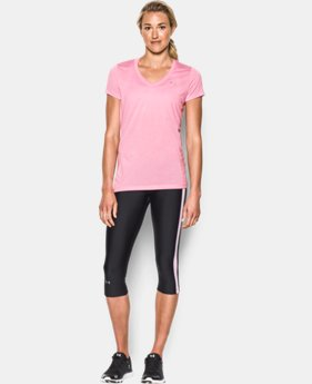 Best Seller Women's UA Twist Tech™ V-Neck  1 Color $24.99