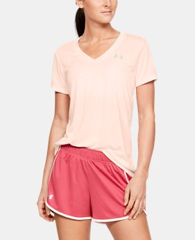 f28cc5cd5ccf7f Women s UA Tech™ Twist V-Neck 8 Colors Available  22.99 to  24.98