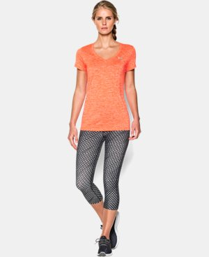 Best Seller Women's UA Twist Tech™ V-Neck LIMITED TIME: FREE U.S. SHIPPING 1 Color $18.99 to $24.99