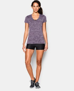 Best Seller Women's UA Twist Tech™ V-Neck LIMITED TIME: FREE U.S. SHIPPING 2 Colors $18.99 to $24.99