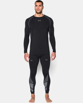 Men's UA Purestrike Grippy Compression Shirt   $59.99