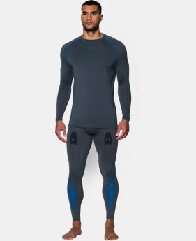 Men's UA Purestrike Grippy Compression Shirt  1 Color $59.99