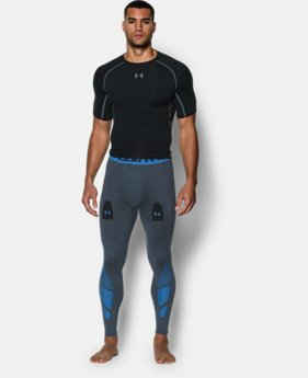 Men's UA Purestrike Grippy Compression Leggings