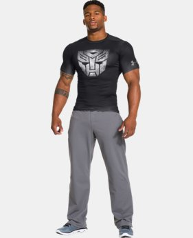 Men's Under Armour® Alter Ego Transformers Autobots Metal Compression Shirt