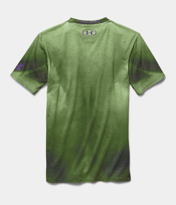 Men s under armour alter ego hulk compression shirt for Hulk under armour compression shirt