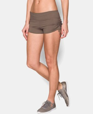 Women's UA Studio Retreat Shorty LIMITED TIME: FREE U.S. SHIPPING 1 Color $44.99