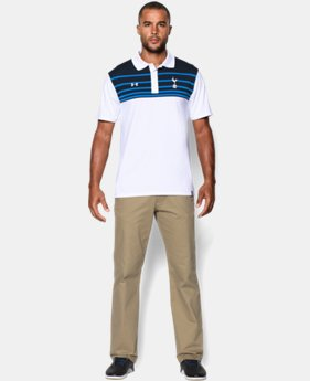 Men's Tottenham Hotspur UA Striped Polo