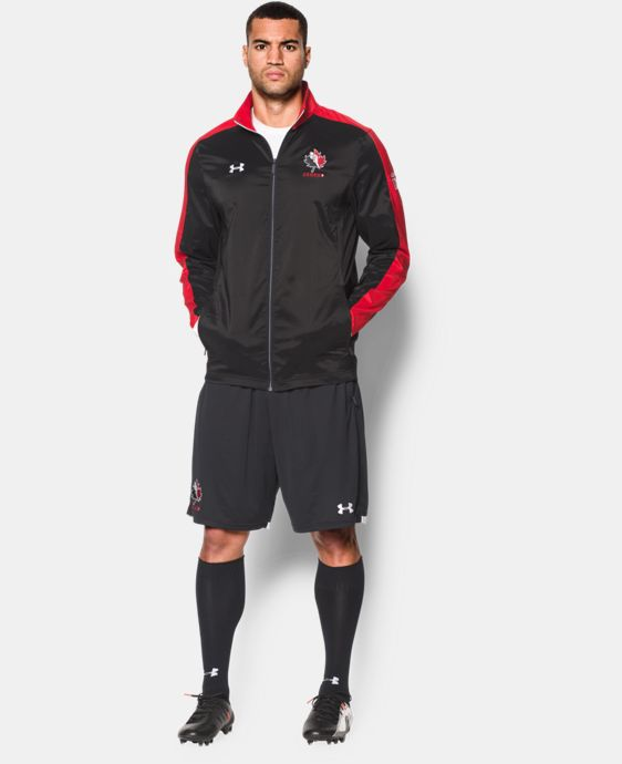 Men's Rugby Canada UA Storm Travel Jacket  1 Color $50.99