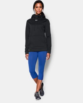 Women's UA Storm Armour® Fleece Hoodie LIMITED TIME: FREE SHIPPING 1 Color $64.99