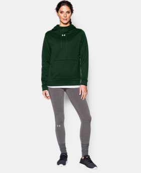 Women's UA Storm Armour® Fleece Hoodie  1 Color $38.99