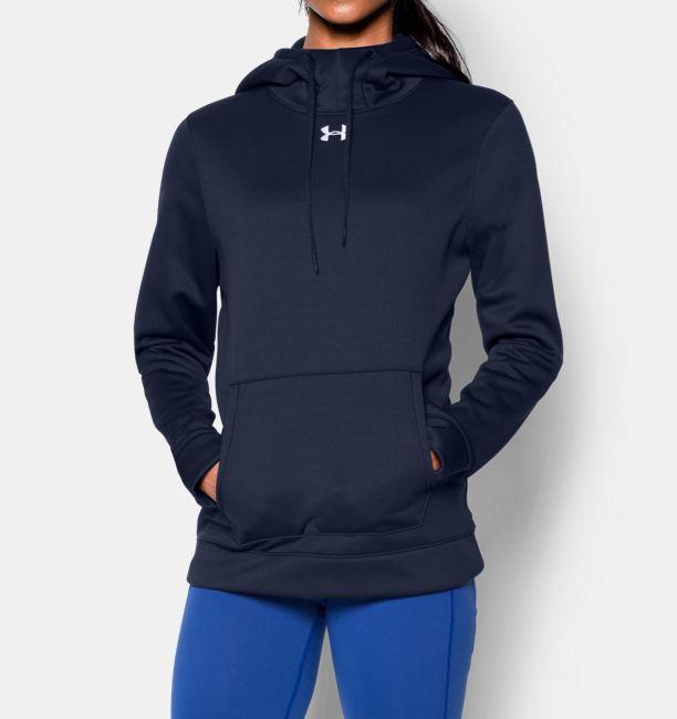 Women s UA Storm Armour Fleece® Hoodie  75c342c58