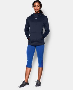Women's UA Storm Armour® Fleece Hoodie  2 Colors $64.99