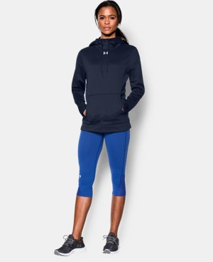 Women's UA Storm Armour® Fleece Hoodie LIMITED TIME: FREE U.S. SHIPPING 1 Color $54.99